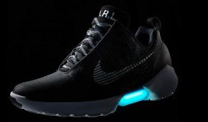 Nike, Volver al Futuro II