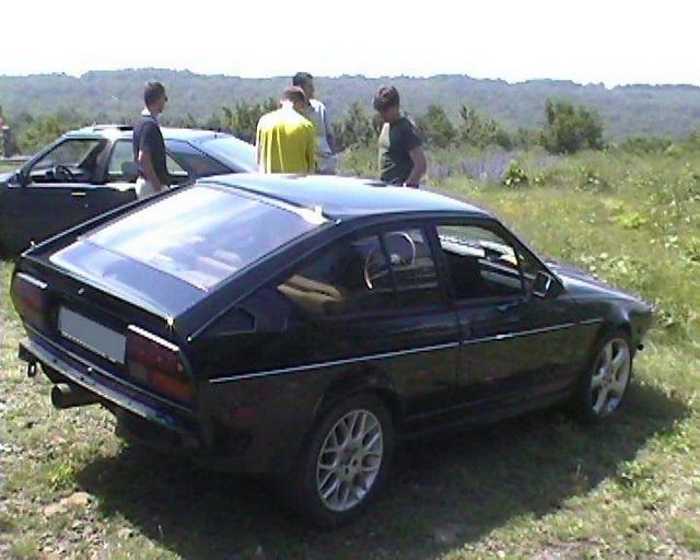 Alfa Romeo GTV6 3.0 Mátraszentimre 2001