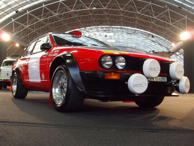 Alfa Romeo GTV6 2.5 Gr.4 Milano Centenario 2010