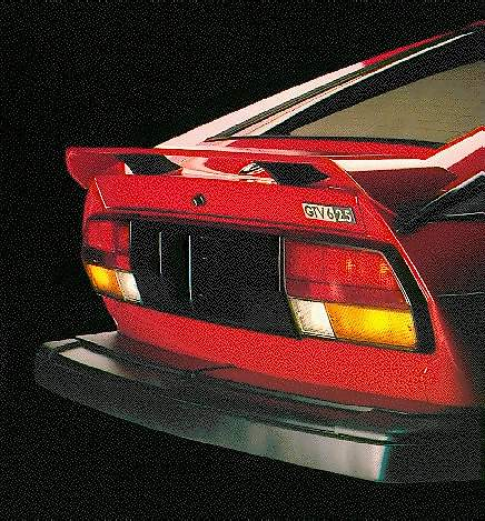 Alfa Romeo GTV6 2.5 Callaway Twin Turbo