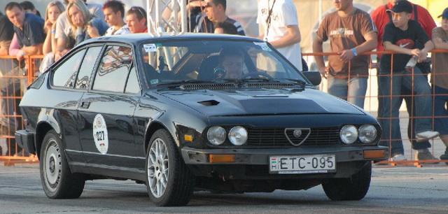 Alfa Romeo GTV6 3.2 24V Kiskunlacháza 2007