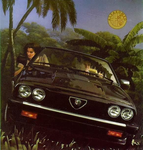 Alfa Romeo GTV6 2.5