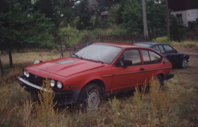 Alfa Romeo GTV6 1981 US