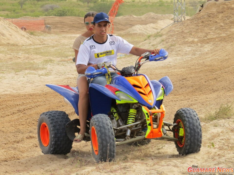 "Guamaré/RN: "" O Jovem Daniel Cross Vai Transformar Guamaré na capital do Motocross"""