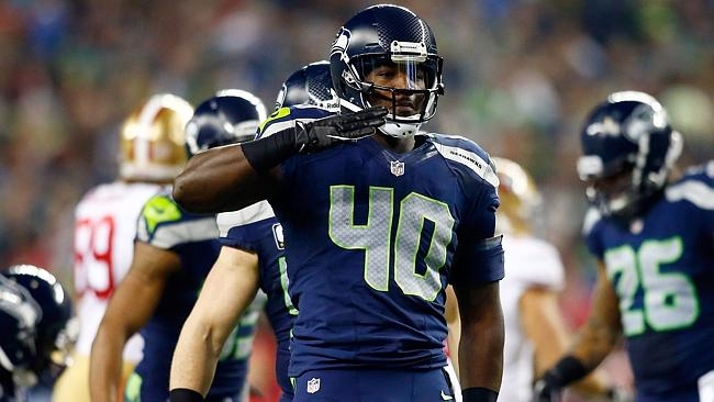 Seahawks Derrick Coleman is headed to the 2014 Super Bowl