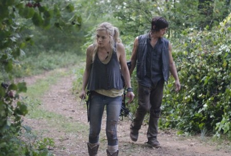 The Walking Dead Finale and Barbecued Beth?