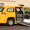 More Taxicabs Becoming Wheelchair Accessible [Video]