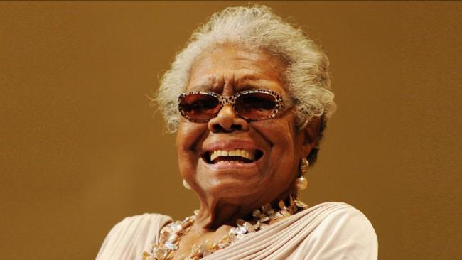 Maya Angelou Loved Country Music