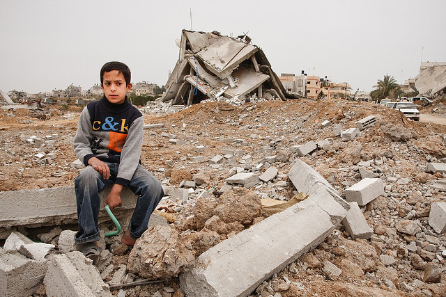 Gaza Strip Could Be Perpetuated Into War Again