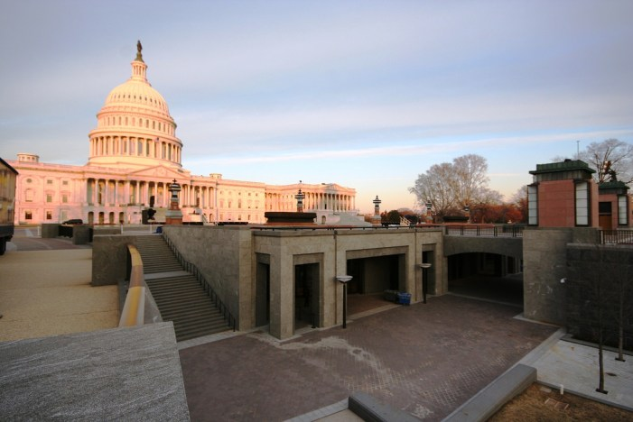 Shooting at Capitol Building in Washington D.C. Bystander Wounded