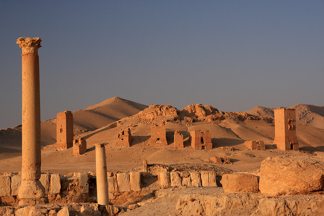 Palmyra Loss by ISIL Is Also a Loss to Itself