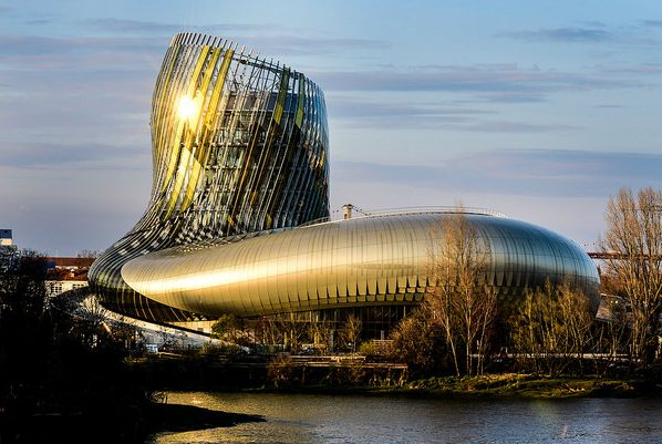 Bordeaux Region's New 'City of Wine' Museum Toasts Area's Famous Export
