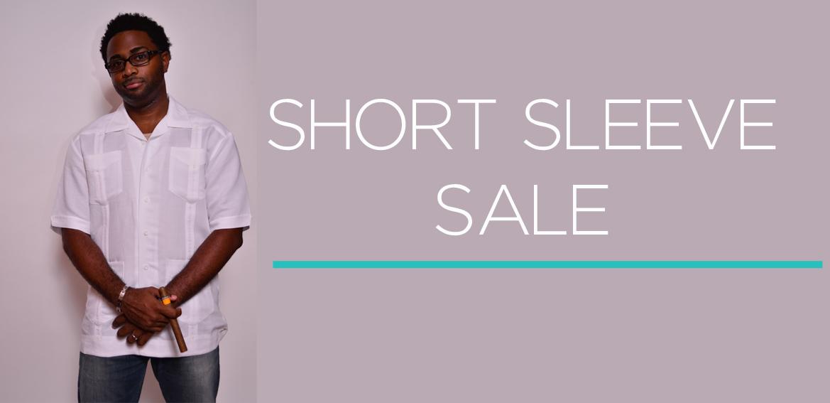 Short Sleeve Sale Guayabera Culture