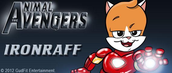 Animal Avengers - IronRaff