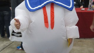 Staypuff Marshmallow Man