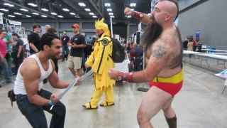 Wolverine vs Zangief