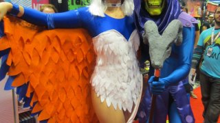 NYCC_Sorceress_and_Skeletor