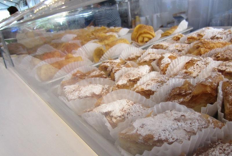 Pastries greek festival portland
