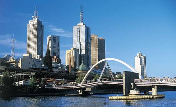 Getting around Melbourne Australia