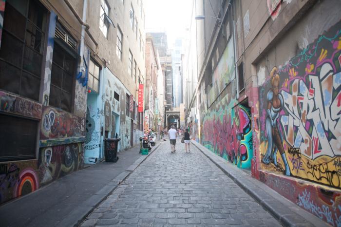 walking melbourne australia