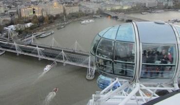 Top london eye