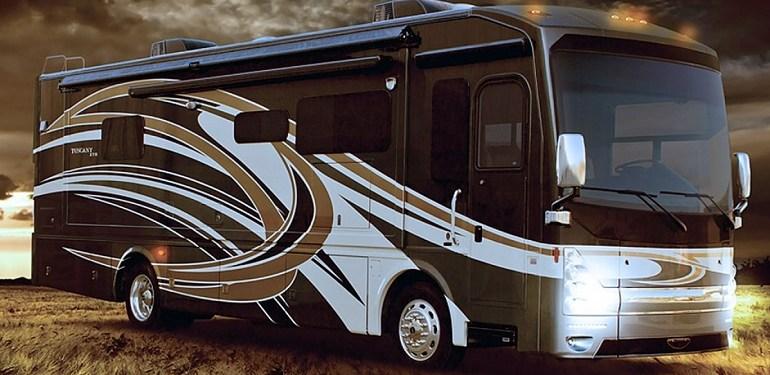 selecting the perfect motorhome