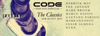 code classics 2014-10