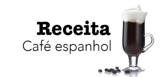 Receita de café espanhol