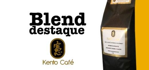 Blend Destaque: Kento Café Maragogipe e Obatã
