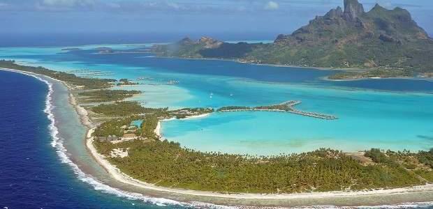 Onde fica Bora Bora?