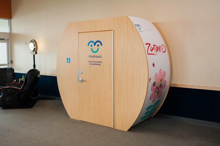 Mamava Nursing Suite Twin Cities Moms