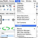 Reader Question: Showing and Hiding Themes [OpenOffice & LibreOffice]
