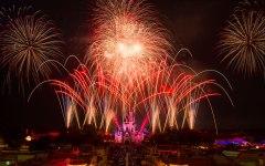 July 4 Fireworks Disney World