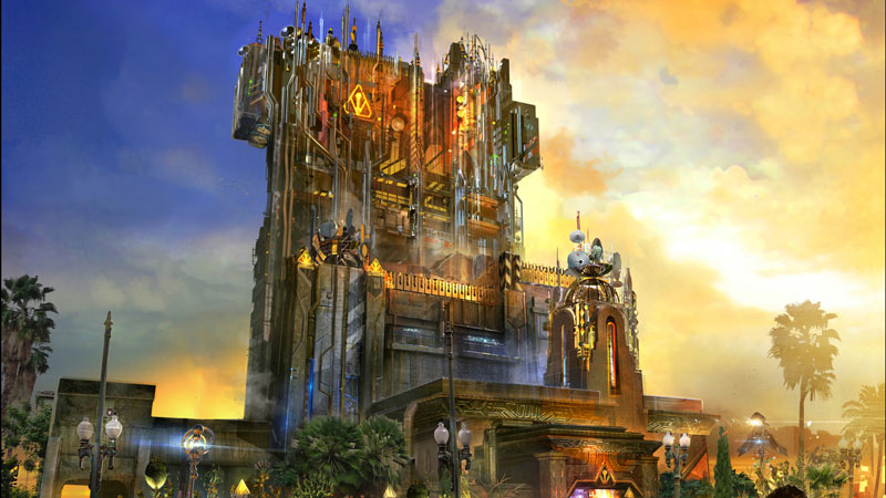 Spirit in the Sky: Guardians of the Galaxy ride coming to Disneyland Resort