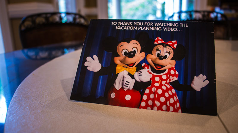 Get your FREE Disney World Vacation Planning DVD