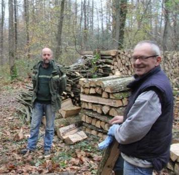 Au bois de l'Huisserie