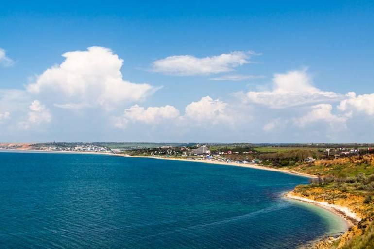 Sevastopol Bay - Popular beaches of Ukraine