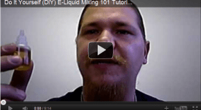 DIY – E-Liquid Mixing 101 Tutorial