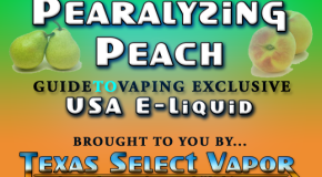 Pearalyzing Peach – TSV