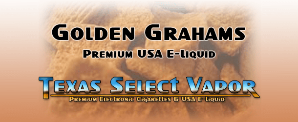 Golden Grahams &#8211; Texas Select Vapor