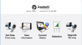 Joyetech MVR V1.0 Software