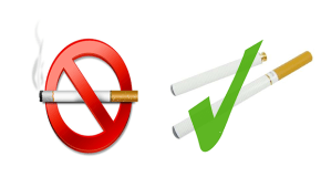 Why Some Electronic Cigarette Users Aren't Ready To Kick The Habit
