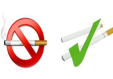 no smoking - yes vaping