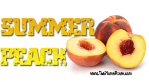 Summer Peach E-Liquid Review