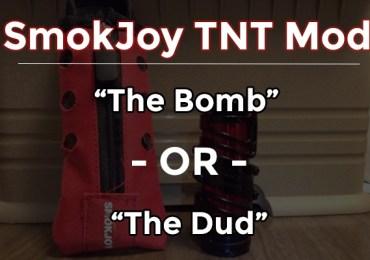 SmokJoy TnT Mod