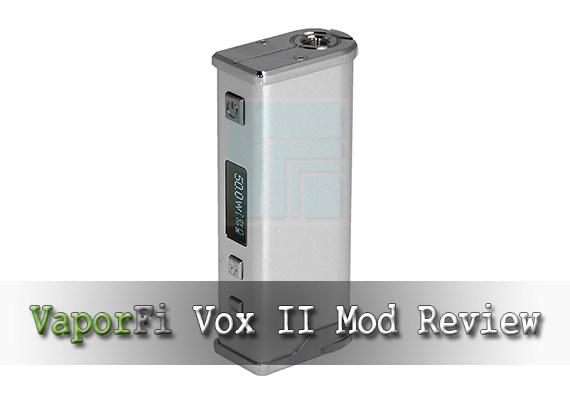 vaporfi vox II mod review