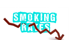 More American Smokers Than Ever : Quitting