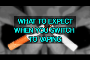 How To Vape: What To Expect When You Switch From Cigarettes header image
