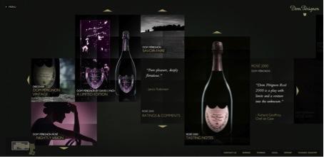 Luxe digital #2 : champagne, luxemosphère, et sensorialité