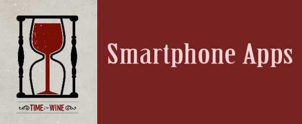 Application sur le vin pour smartphone : tour d'horizon
